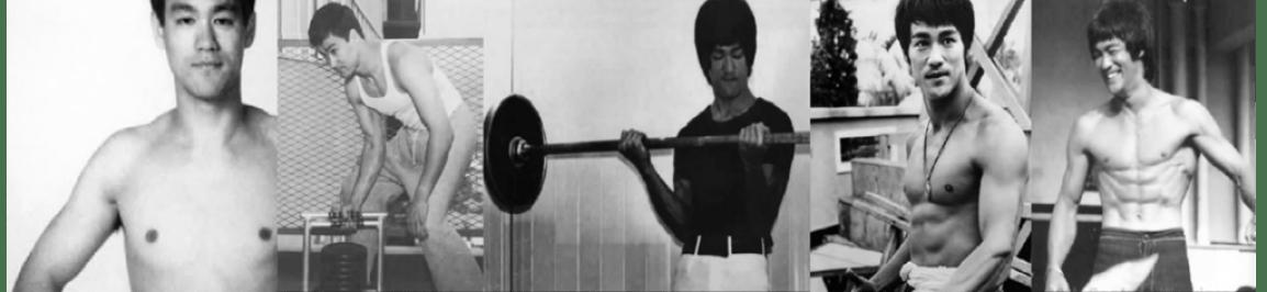 Bruce Lees Electronic Muscle Stimulator