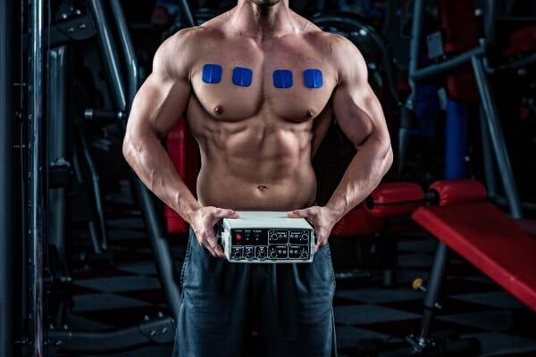 Russian stim Muscle stimulator