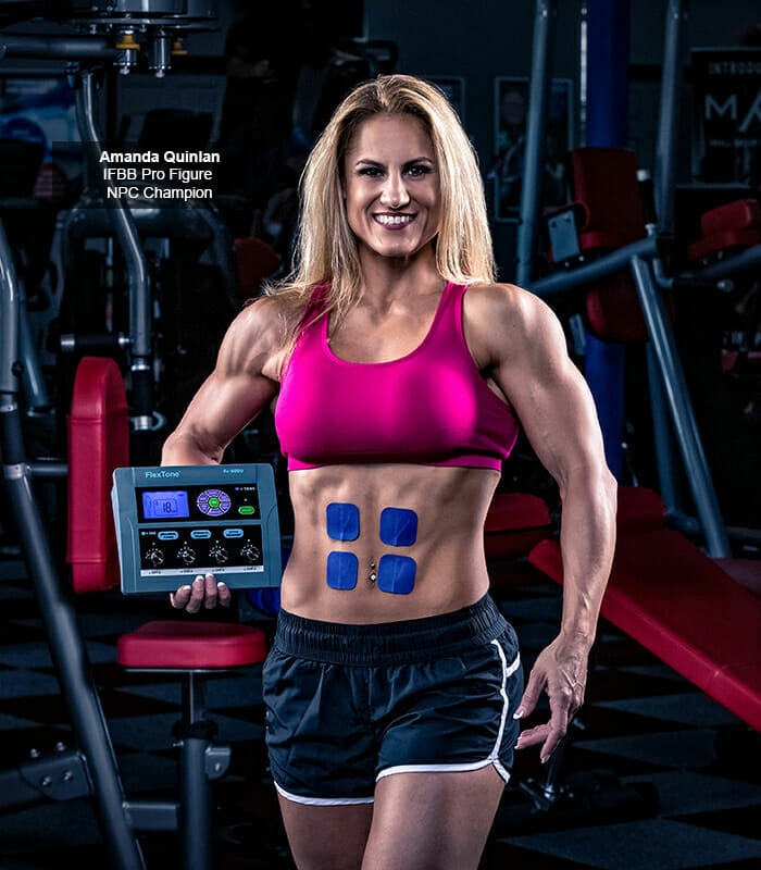 ab muscle stimulator
