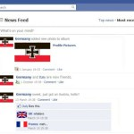 History 101: WWII on Facebook…