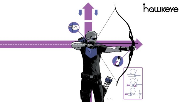 Hawkeye by Matt Fraction & David Aja