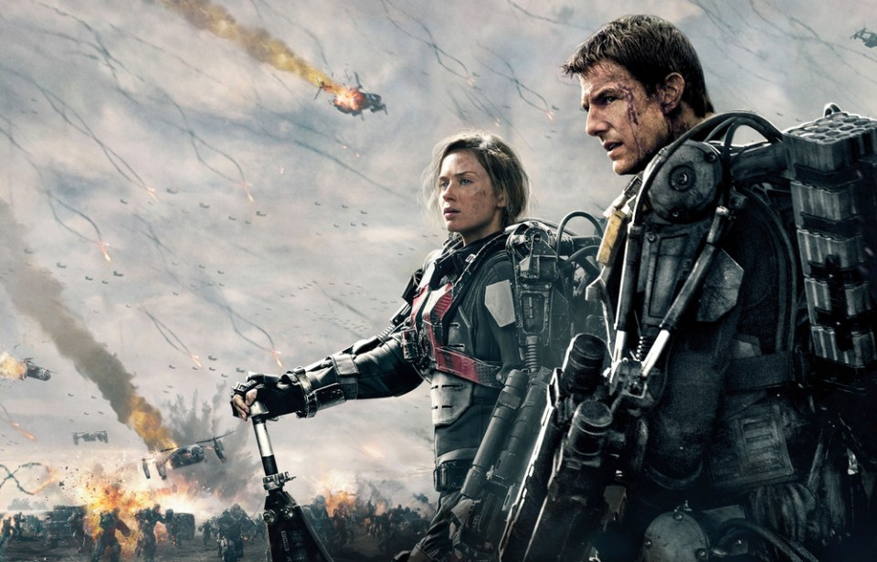 Edge of Tomorrow 2 Stimulated Boredom