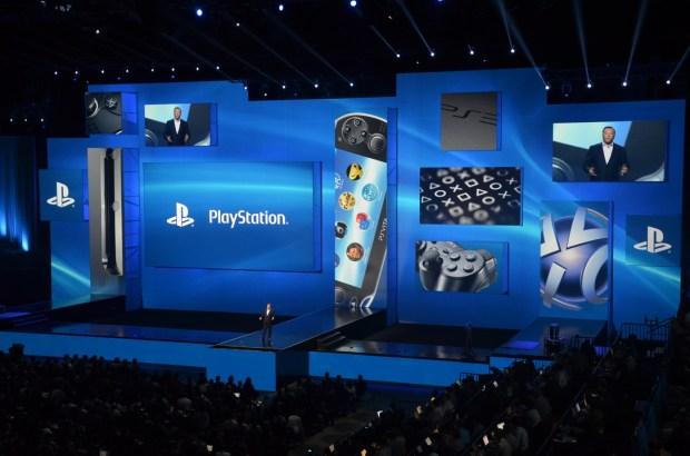 Sony-E3 Stimulated Boredom