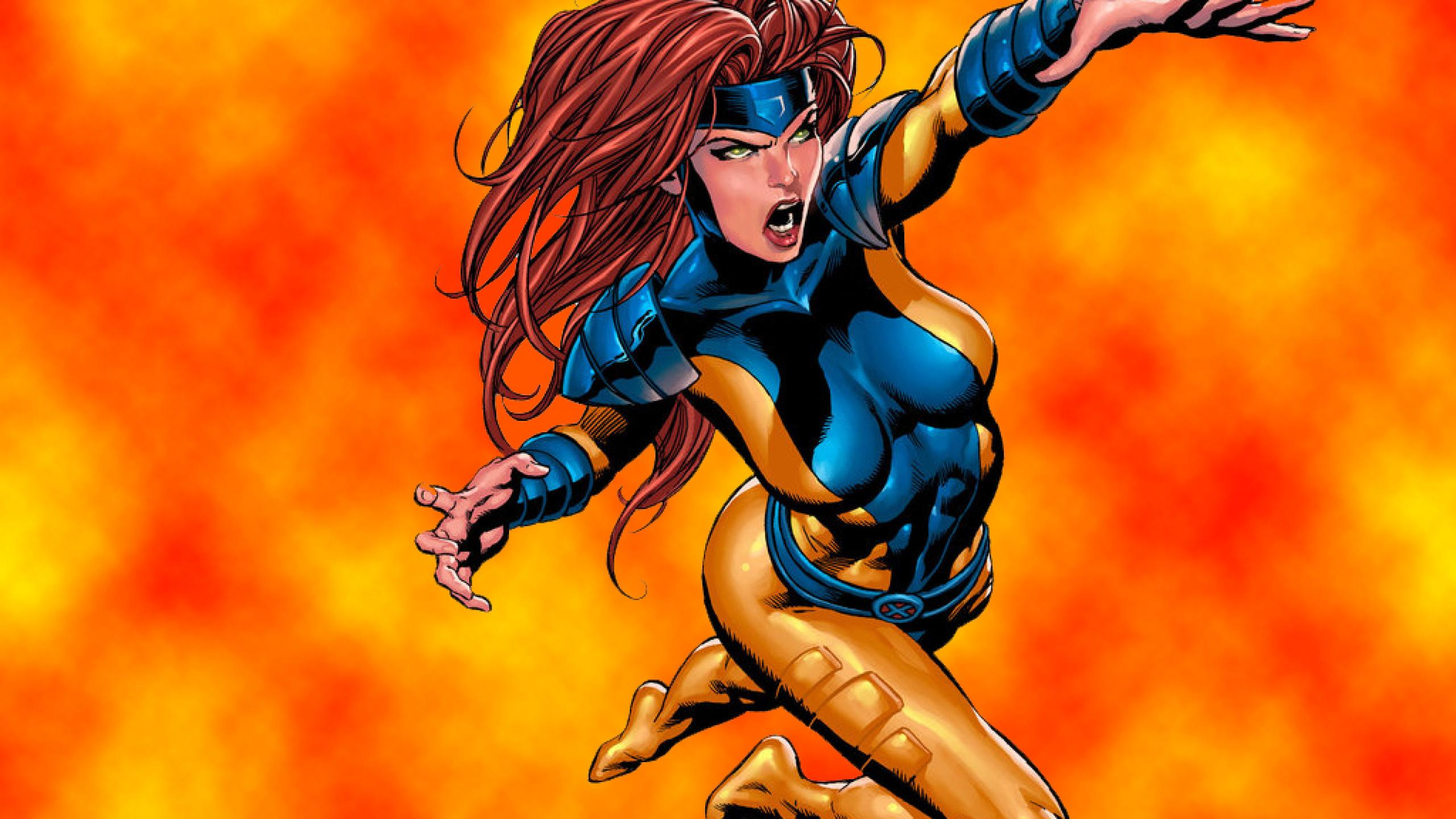 Jean grey a classic character s naming significance and - Wallpaper jean grey ...