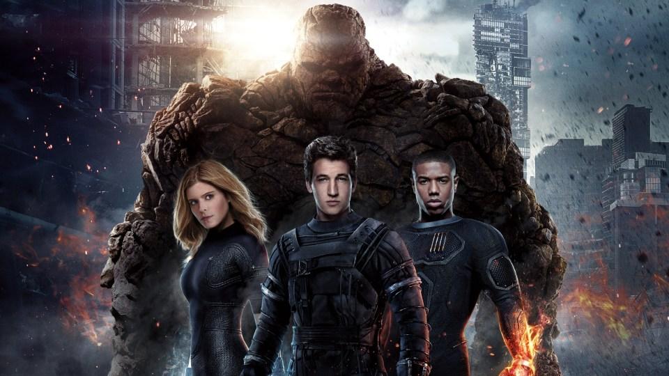 Fantastic Four Review Stimulated Boredom Dana Sciandra 2