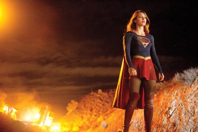 supergirl action stimulated boredom