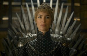Game of Thrones Season 6 Finale Podcast Cersei on the Iron Throne