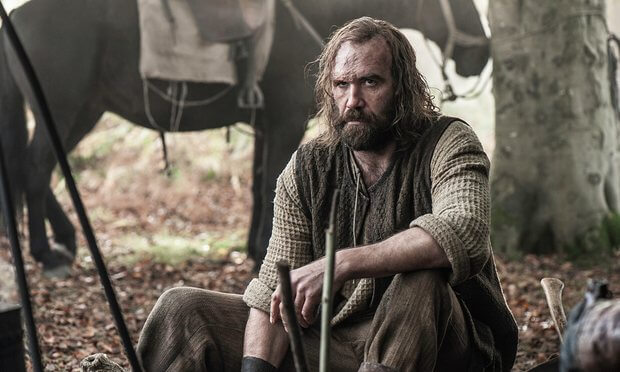 "The Hound seek revenge in season 6, episode 8, ""No One."""