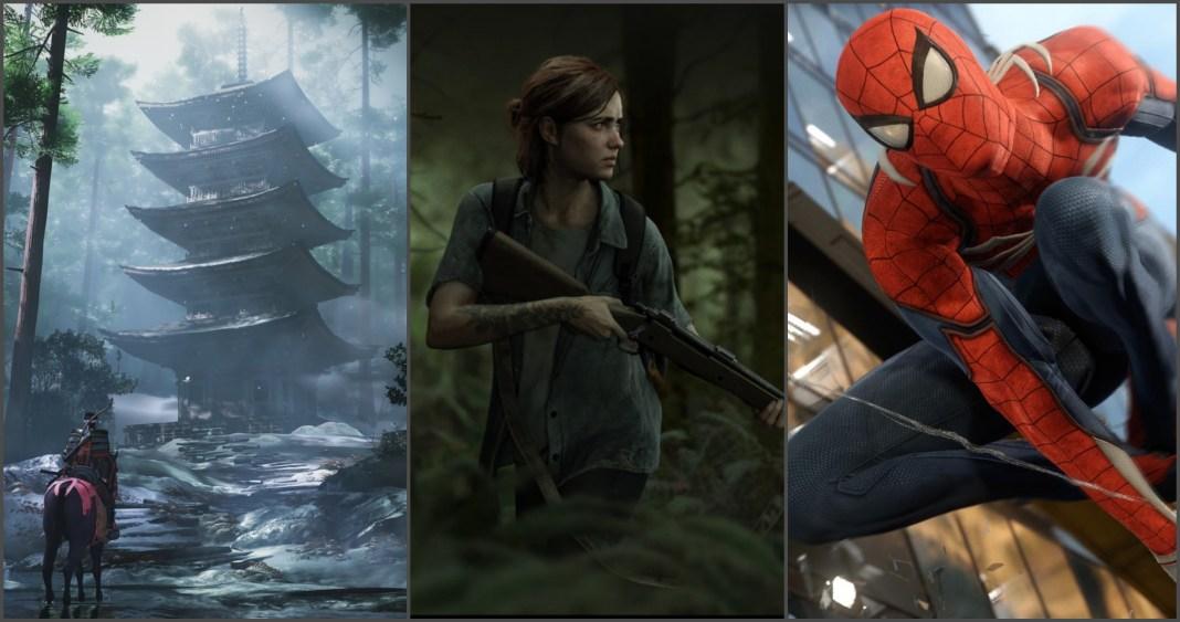PlayStation 4 Exclusive Games E3 2018 on StimulatedBoredom.com