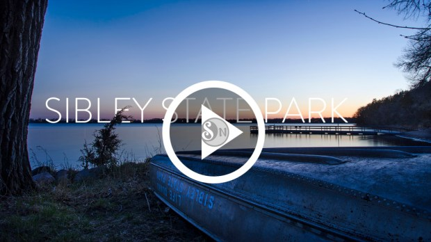 Sibley State Park Video