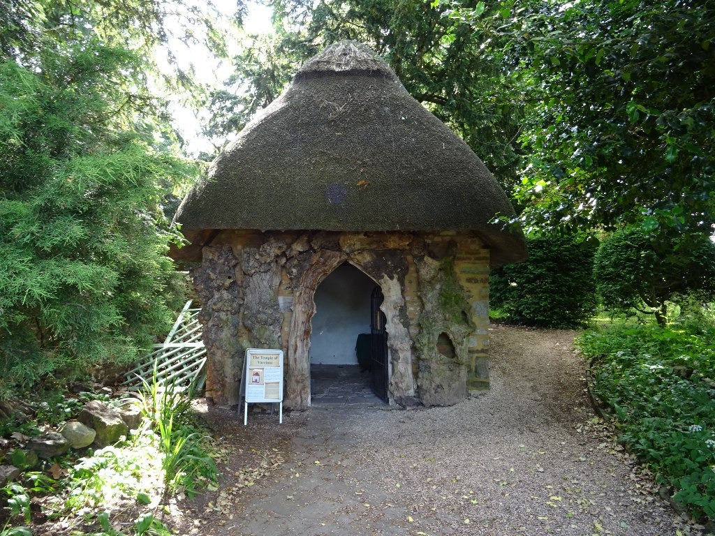 The Temple of Vaccinia