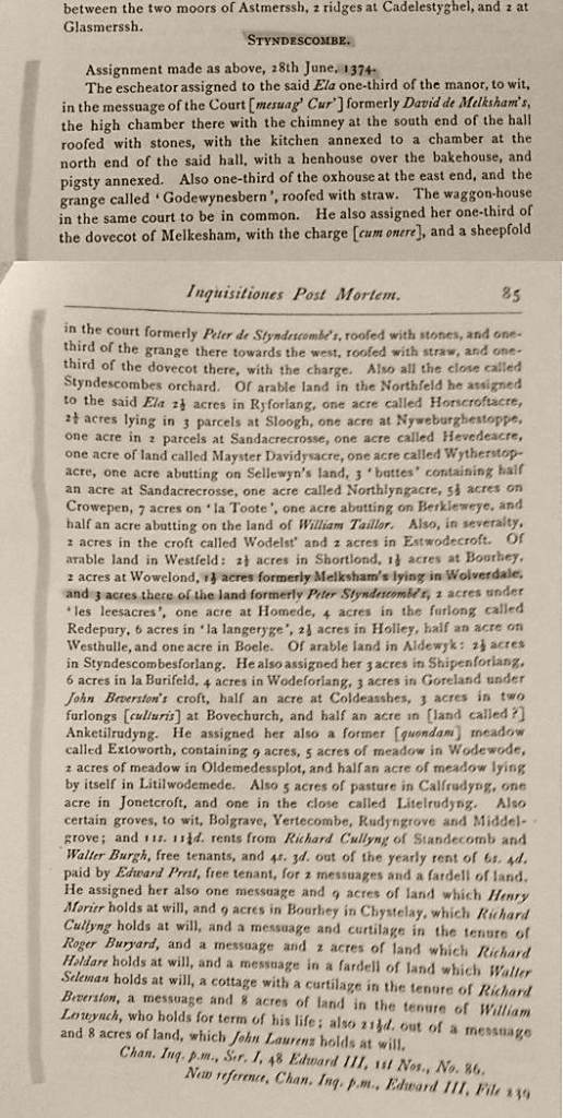 Abstracts of Inquisitiones Post Mortem for Gloucestershire