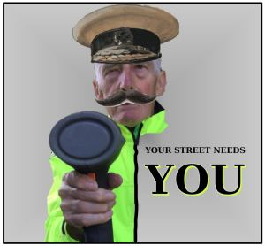 Your Street Needs You