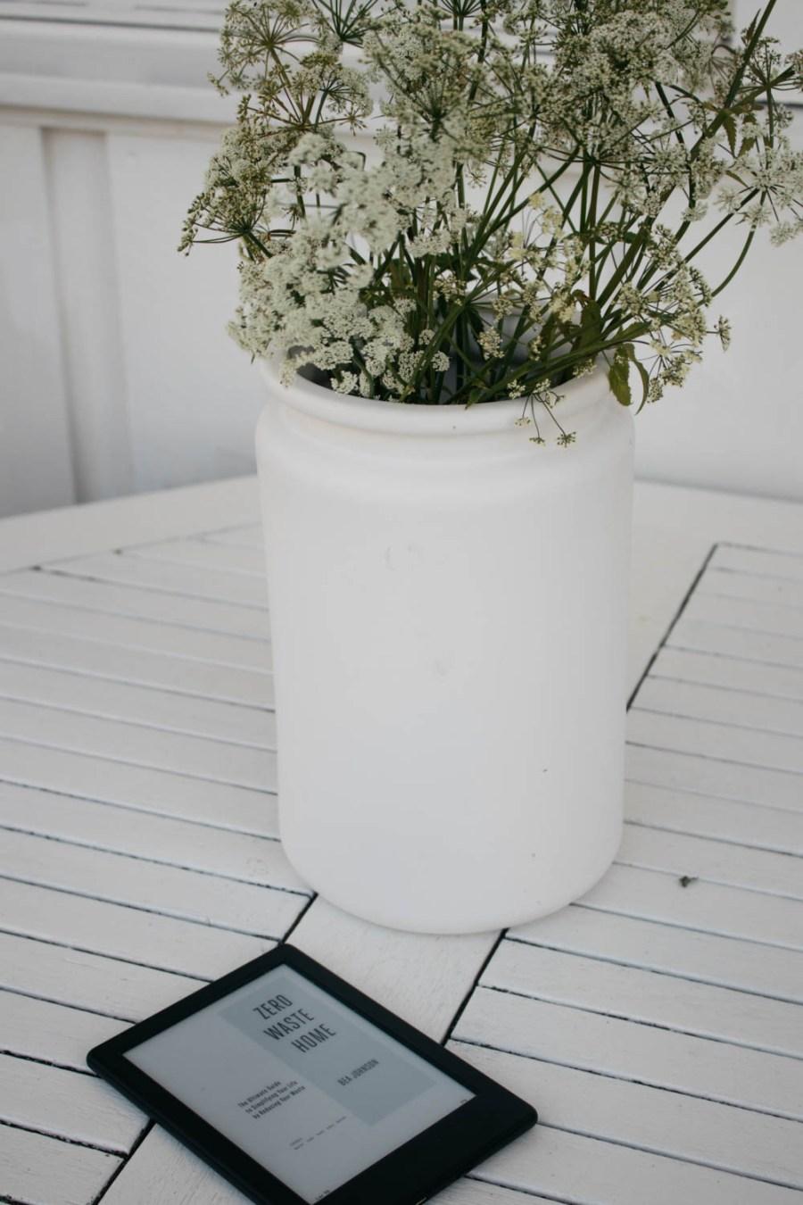 Jeg har lest zero waste home av Bea Johnson, og her er det jeg tenker om den.