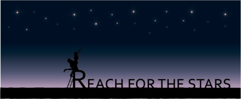 reach for the stars m. tekst