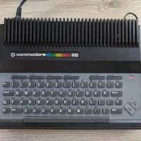 5. A Commodore 116 projekt [2018]