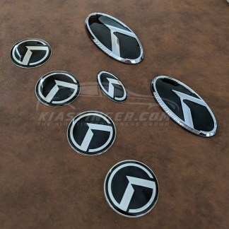 kia 3.0 klexus badges