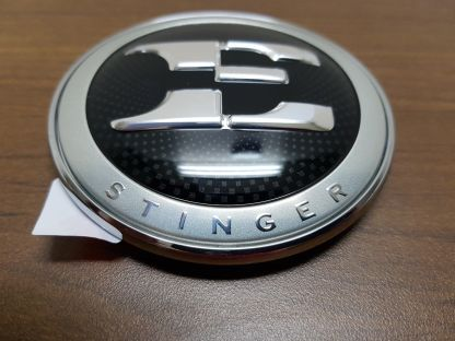 Kia Stinger E Badge