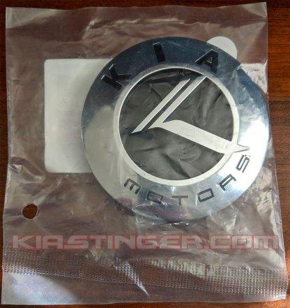 chrome round vintage k
