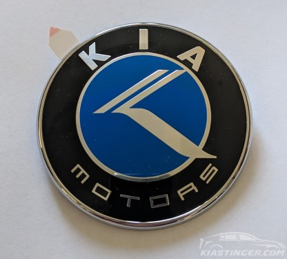 kia motors badge
