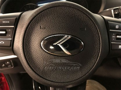 loden steering wheel cap