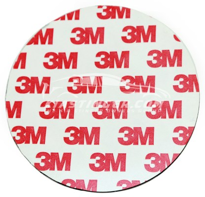 kia stinger round vintage k badge emblem rear by loden