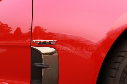 gtt2 twin turbo fender emblem