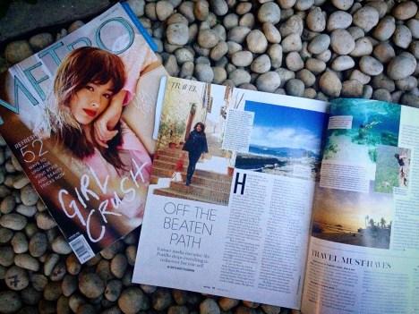 Metro Magazine, August 2016