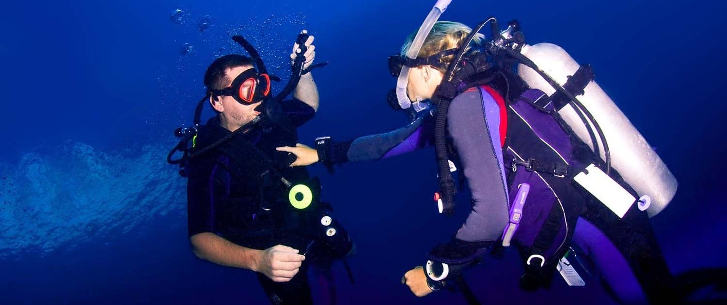 Stingray Divers - PADI Rescue Diver Kurs