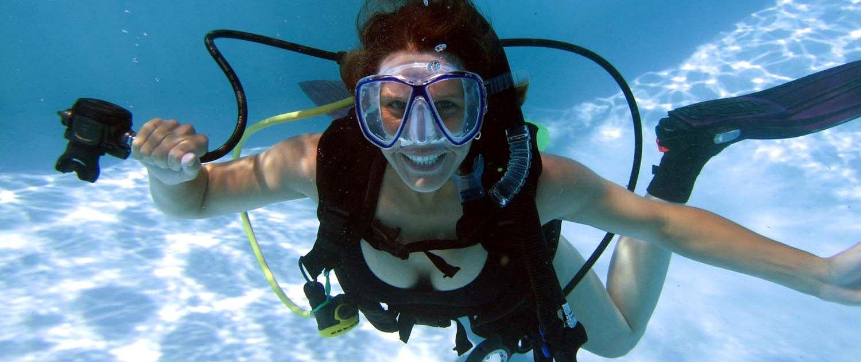 Stingray Divers - PADI Schnuppertauchen