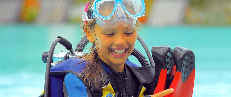 Stingray Divers - PADI Bubblemaker