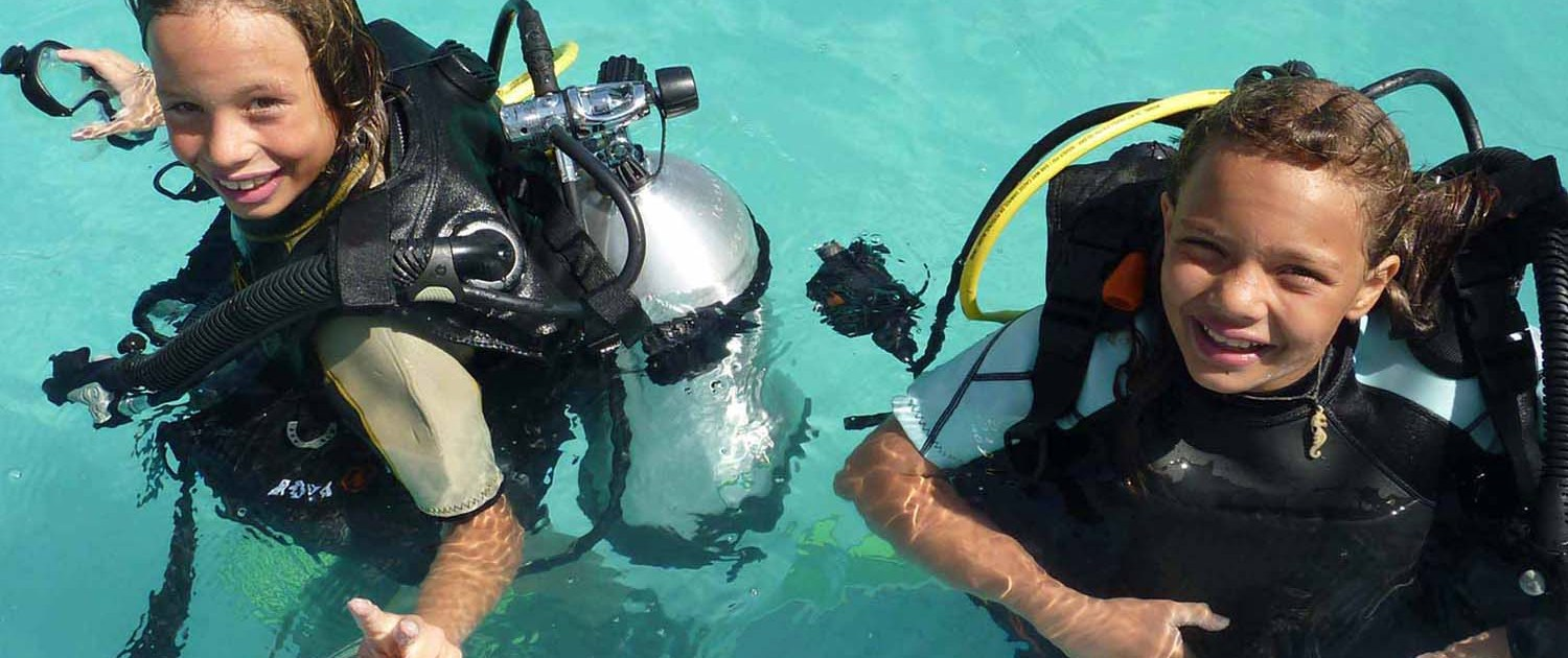 Stingray Divers - PADI Seal Team