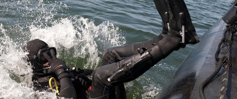 Stingray Divers - PADI Spezialkurs Boat Diver