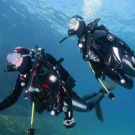 Stingray Divers - PADI Spezialkurs Tieftauchen
