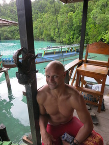 Coconut crab, Togean islands