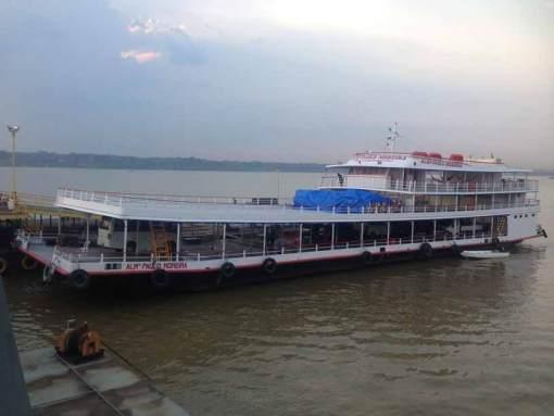 #amazonboat