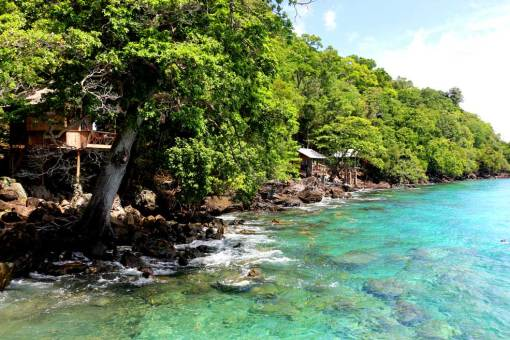 Yulia guest house, Pulau Weh