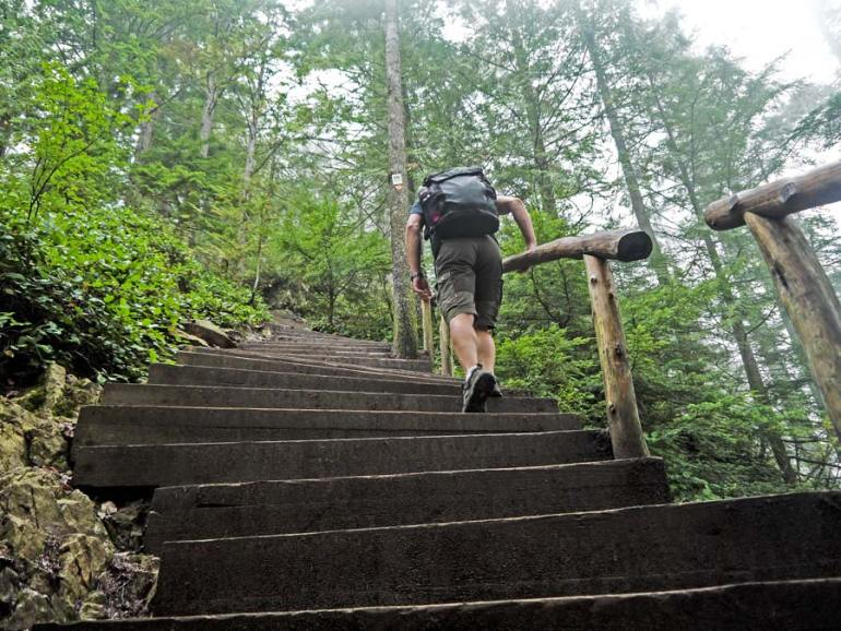 Grouse Grind Hike Vancouver