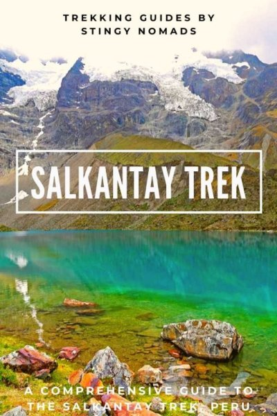 Salkantay trek pin