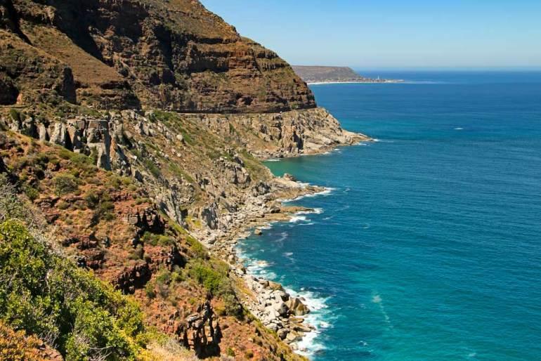 drive chapman's peak on your South Arican honeymoon