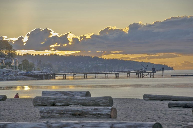 Kitsilano Beach things to do in Vancouver