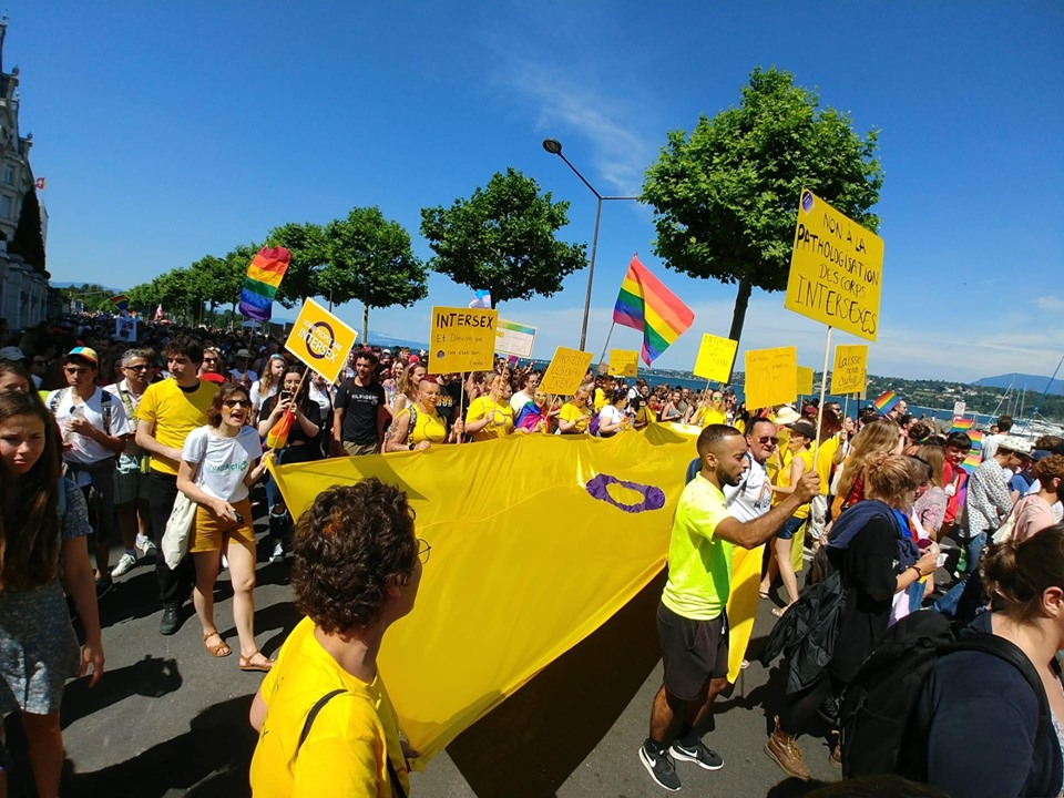 Heute ist «Intersex Awareness Day»