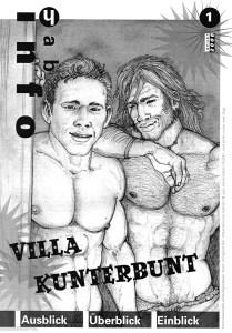 Titelseite des habInfo vom Januar 2008