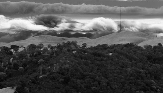 Troubled Weather, Sunol Regional Wilderness