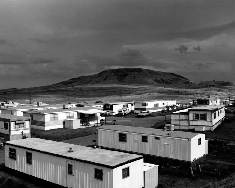 Robert Adams, Mobile Homes, Jefferson County, Colorado, 1973, George, Eastman House Collections