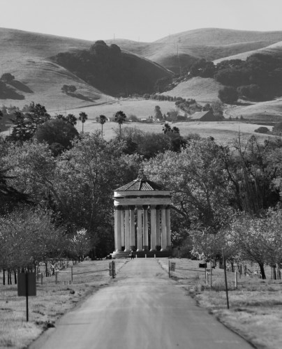 Sunol Water Temple Approach