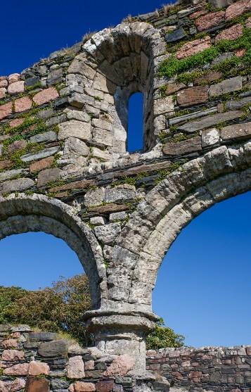 Iona Nunnery Arch