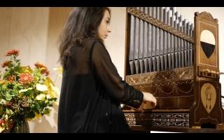 Catalina Vicens 'San Quirico orgel' Pakhûs SOLO, 9/11/2018