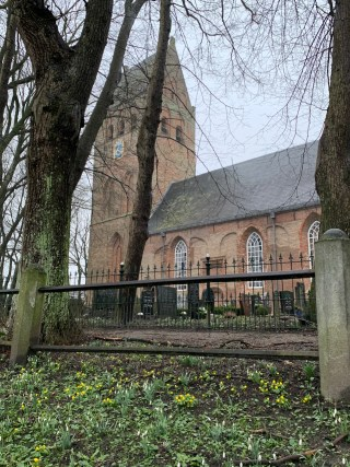 Winterakonieten St. Vituskerk Stiens.