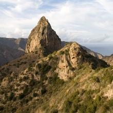 Der Hausberg im Vallehermoso: Roque Cano